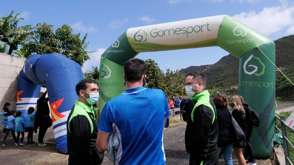 Hermigua prepara el dispositivo de seguridad para celebrar el campeonato de Canarias de este domingo