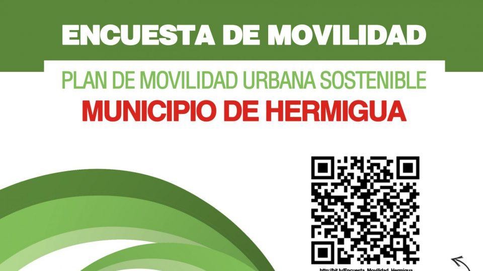 Hermigua publica una encuesta para conocer los hábitos de movilidad de sus habitantes
