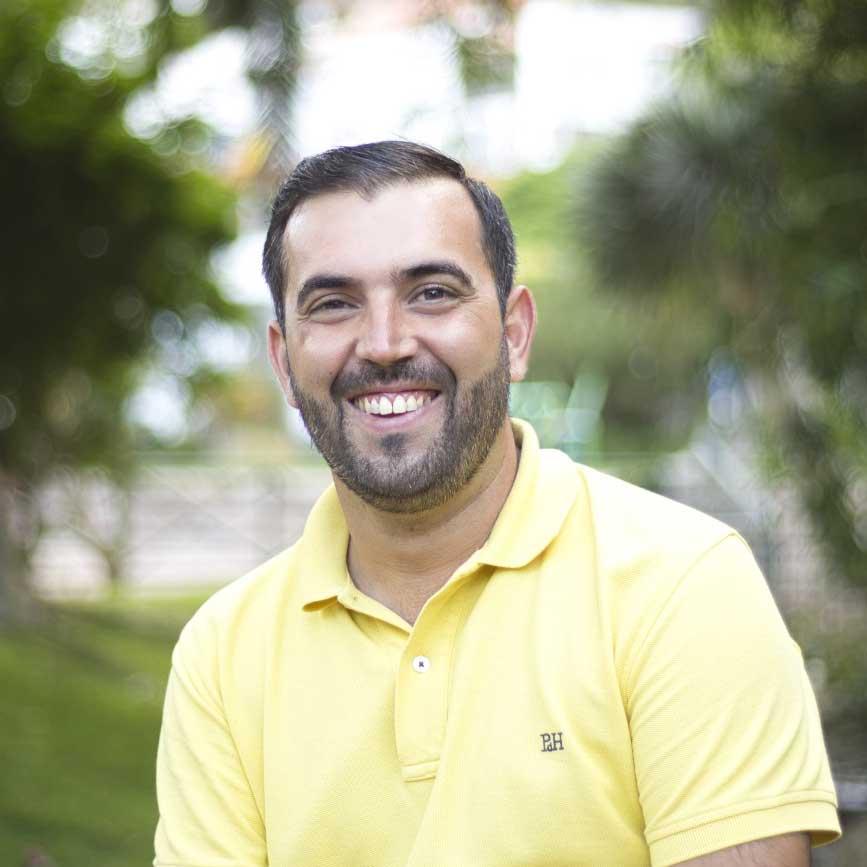 Yordán Piñero alcalde de Hermigua