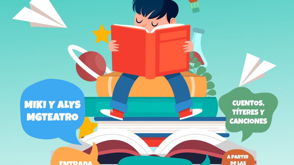 El Ayuntamiento de Hermigua se suma este viernes al Día del Libro con un espectáculo infantil