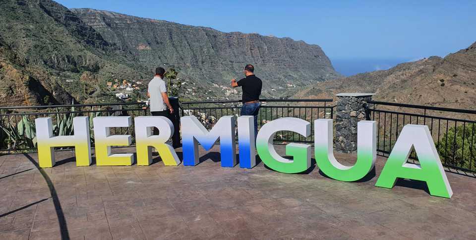 Hermigua apuesta por la modernización turística para afrontar la recuperación del sector