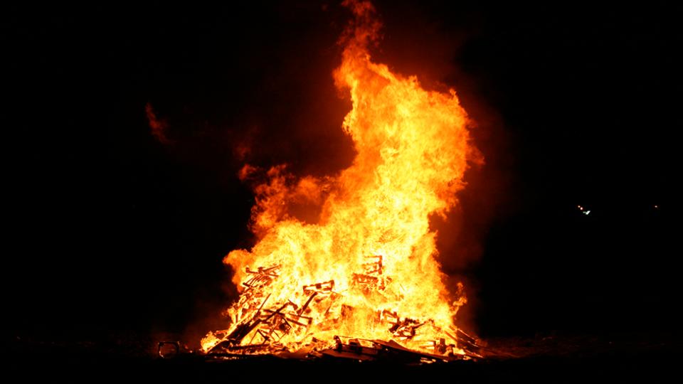 Abierto el plazo de inscripción para las hogueras de San Juan y San Pedro en Hermigua