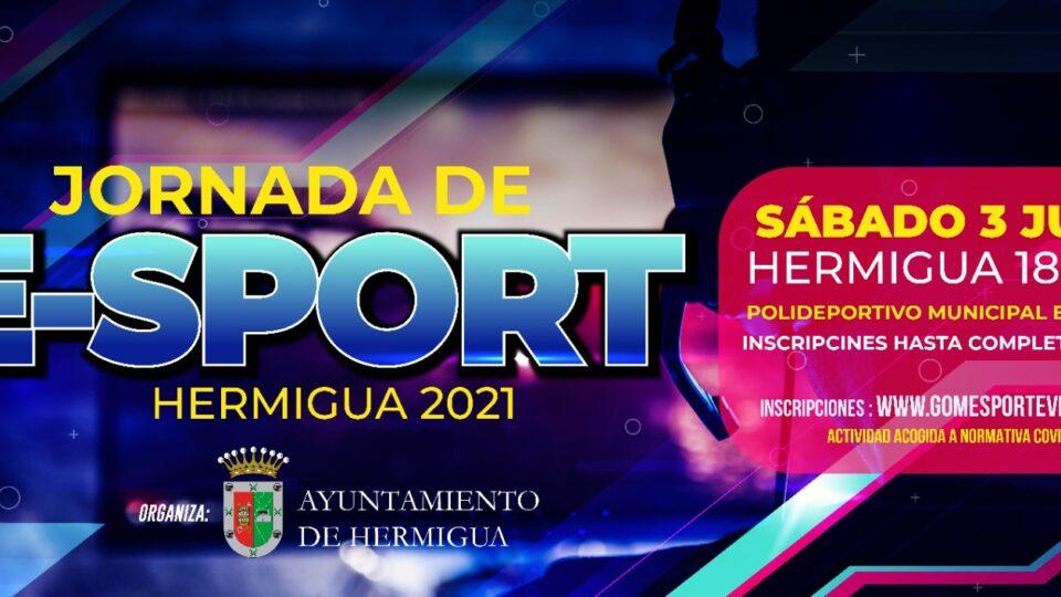 Vuelve los eSports a Hermigua este sábado