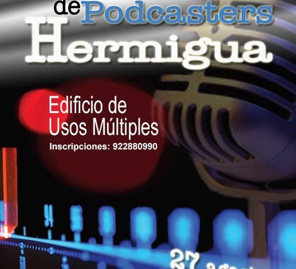 Hermigua organiza el primer encuentro de podcasters
