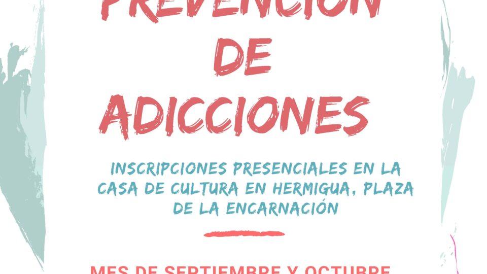 Hermigua pone en marcha un nuevo proyecto de prevención de adicciones